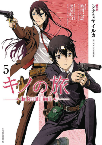 Kino's Journey: The Beautiful World Vol. 5