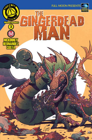The Gingerdead Man #3 (Rios Cover)