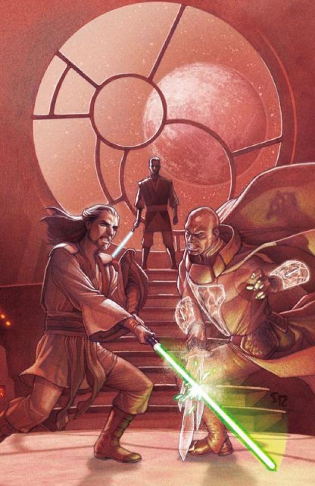 Star Wars: Jedi - The Dark Side #5