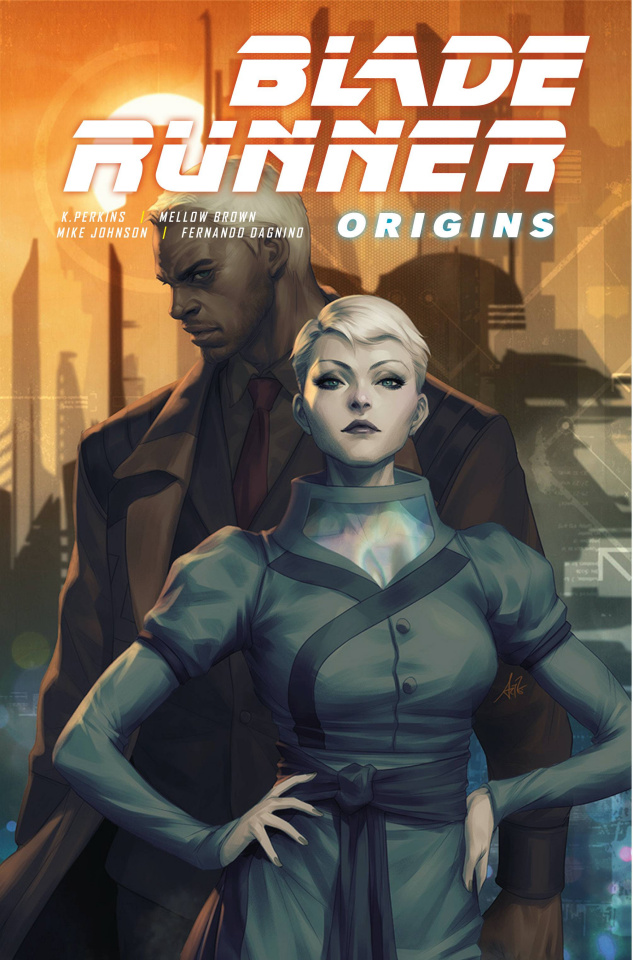 Blade Runner: Origins #1 (Artgerm Cover)