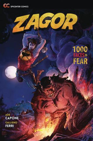 Zagor: 1000 Faces of Fear