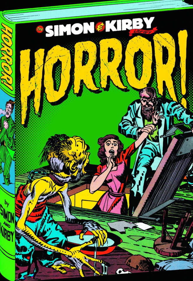 The Simon & Kirby Library: Horror!