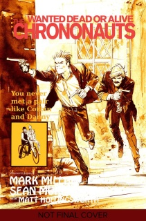 The Chrononauts #4 (Murphy Cover)