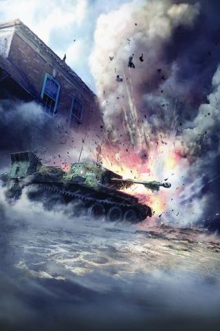 World of Tanks #4