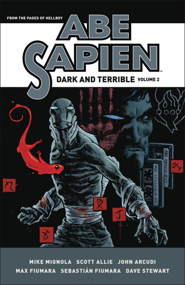 Abe Sapien: Dark & Terrible Vol. 2