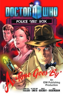 Doctor Who Vol. 4: As Time Goes By