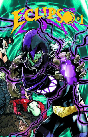 Justice League Dark #23.2: Eclipso Standard Cover