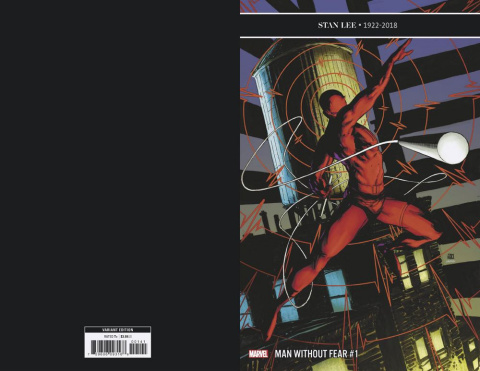 The Man Without Fear #1 (Pham Cover)
