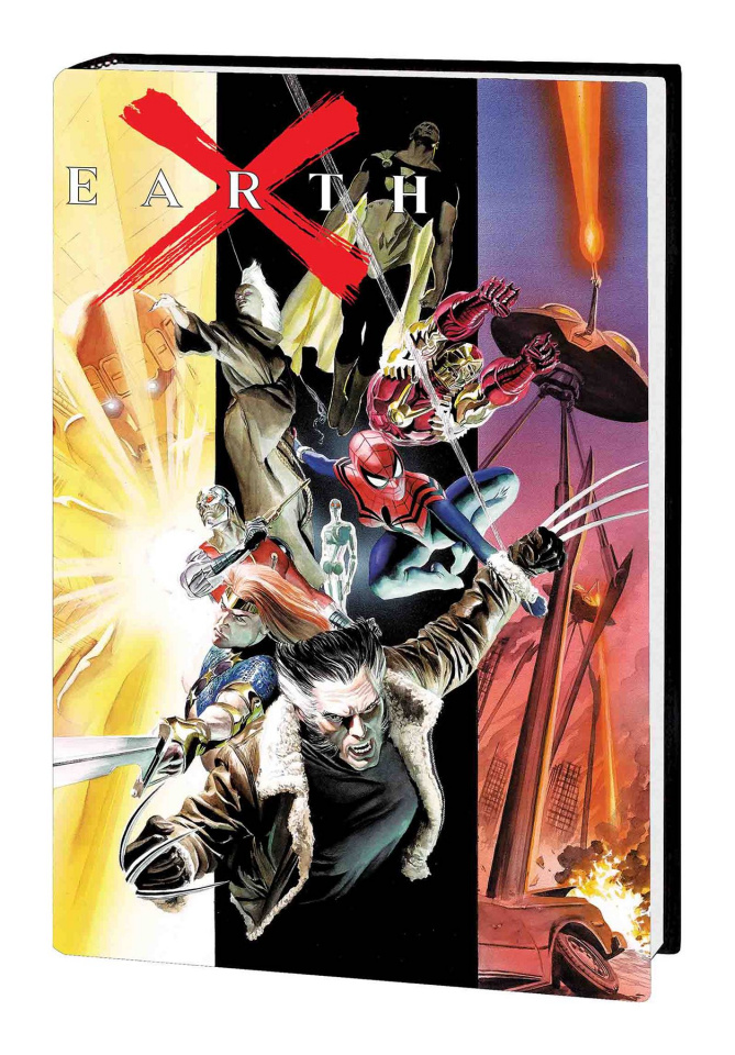 Earth X Trilogy: Omega (Omnibus)