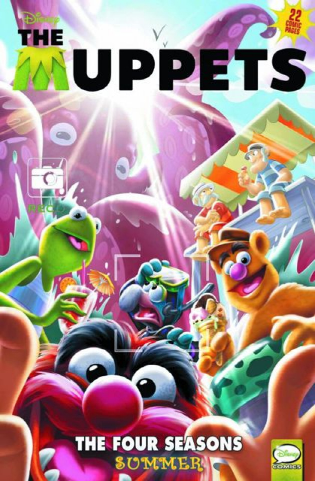 The Muppets #2
