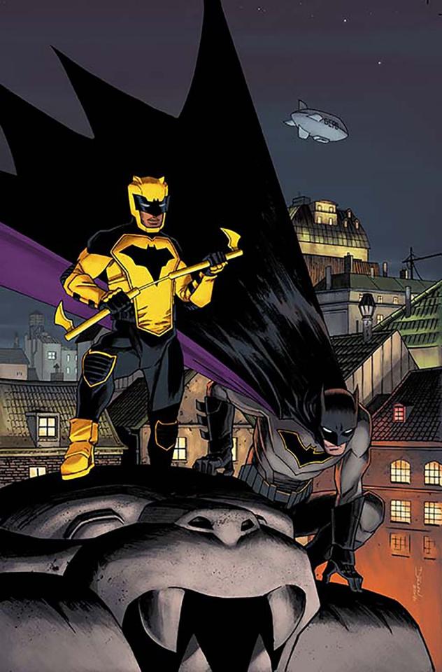 All-Star Batman #3 (Shalvey Cover)