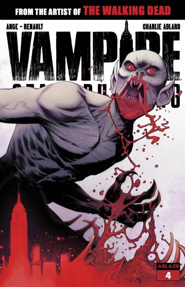 Vampire State Building #4 (Rathburn Cover)