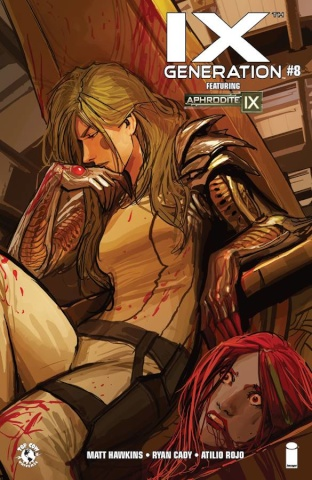 IXth Generation #8 (Sejic Cover)