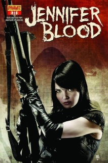 Jennifer Blood #11
