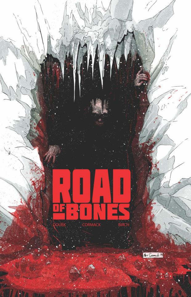Road of Bones #4 (Cormack Cover)