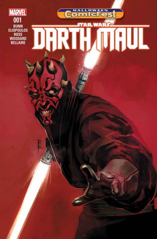 Darth Maul #1 (HCF 2017)