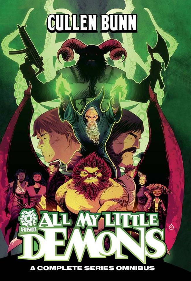 Cullen Bunn Omnibus: All My Little Demons