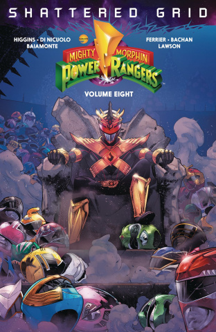 Mighty Morphin' Power Rangers Vol. 8