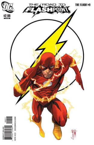 The Flash #9