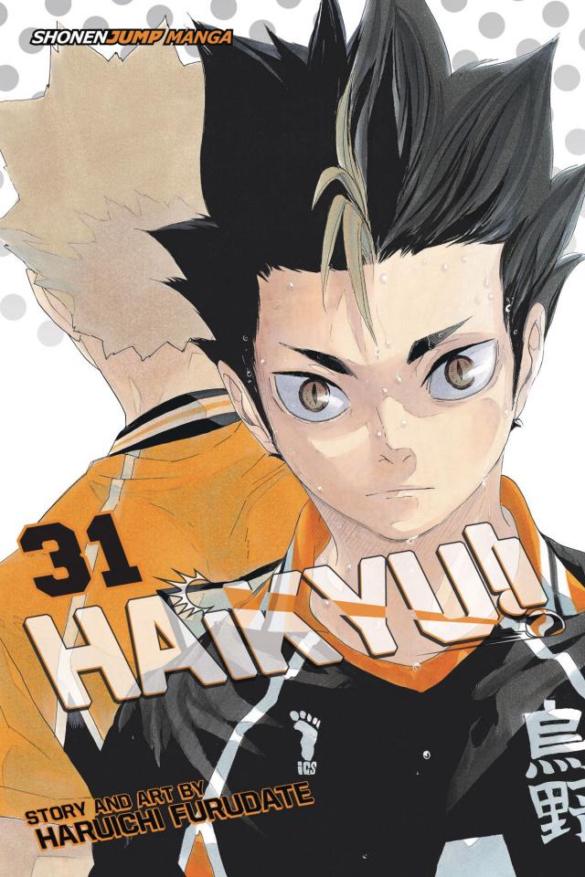Haikyu!! Vol. 31