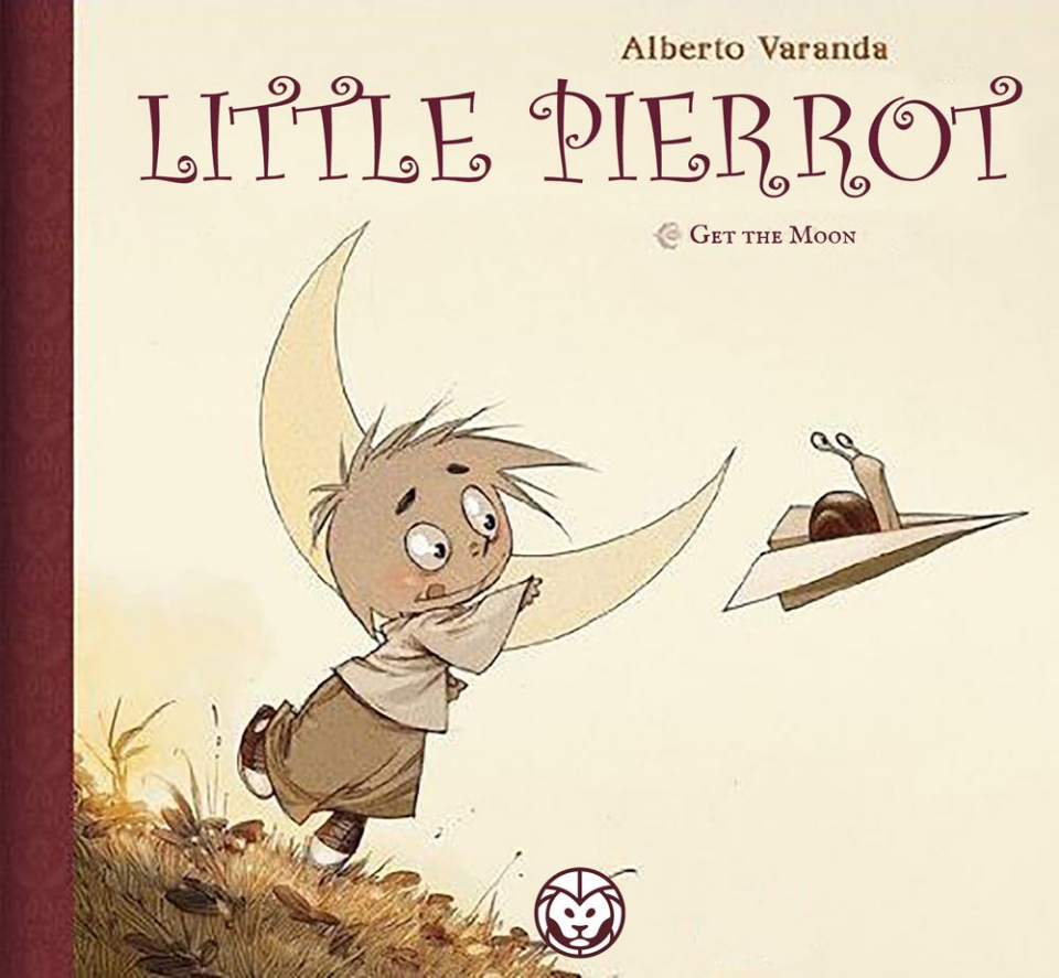 Little Pierrot Vol. 1: Get the Moon
