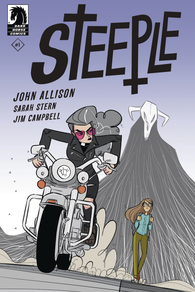 Steeple #1 (Allison Cover)