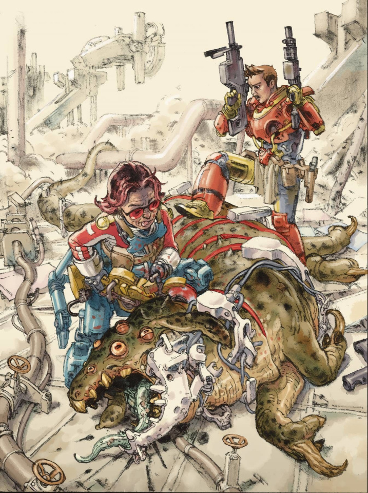 Motherlands #1 (Variant Cover)