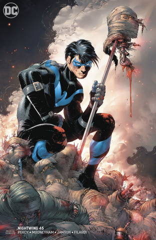 Nightwing #45 (Variant Cover)