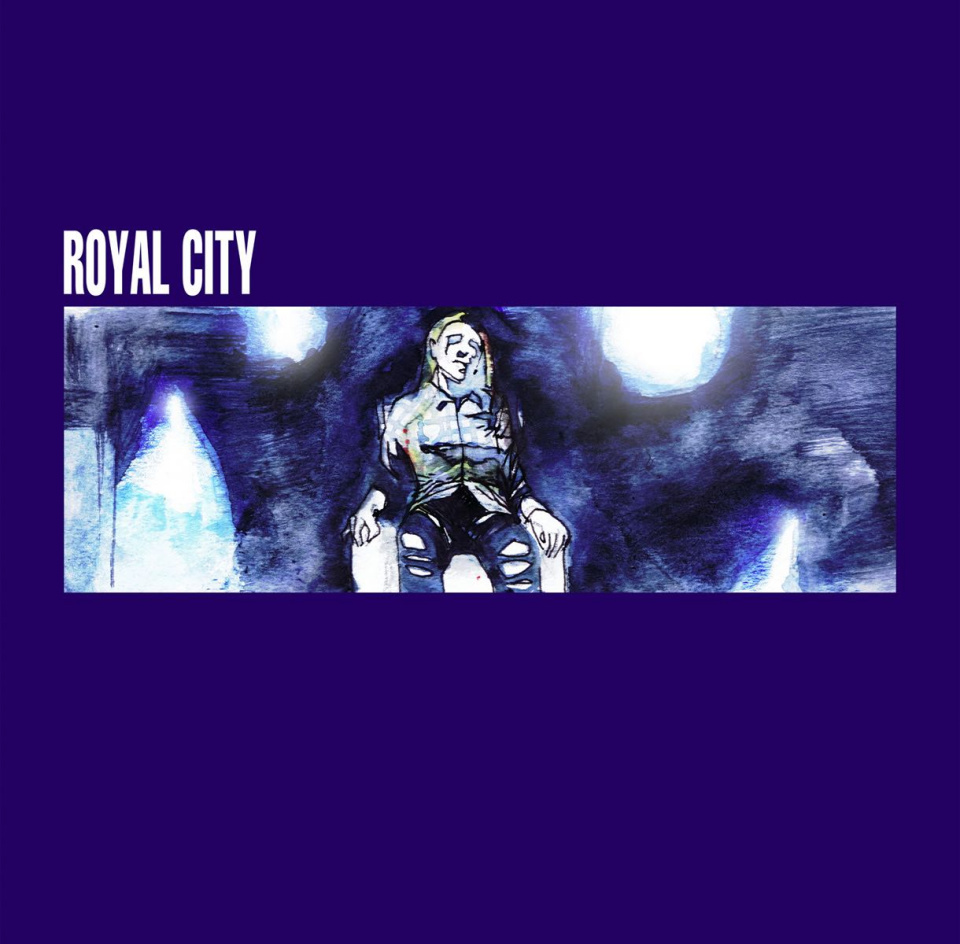 Royal City #9 ('90s Album Homage Cover)