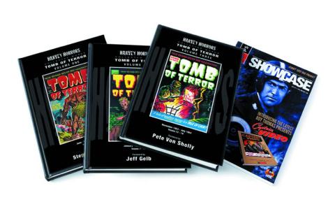 Tomb of Terror Bookshop Edition
