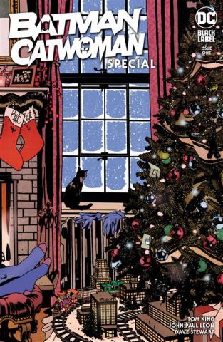 Batman / Catwoman Special #1 (John Paul Leon Cover)