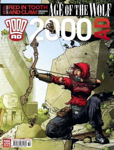 2000 AD #1772