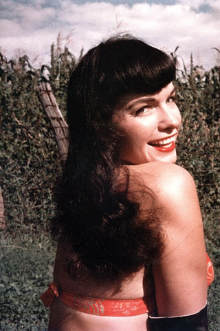 Bettie Page: Unbound #5 (10 Copy Photo Virgin Cover)