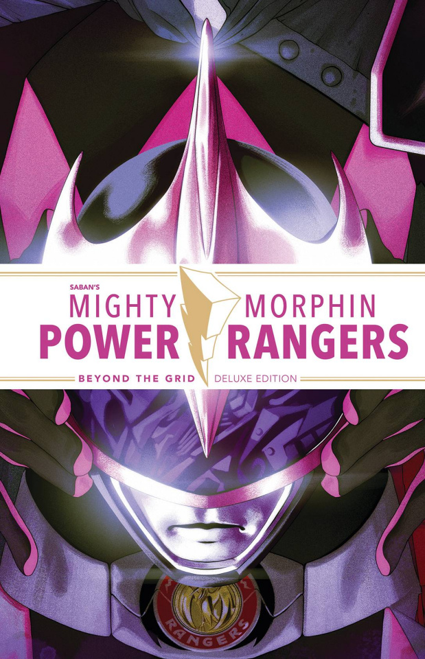 Mighty Morphin' Power Rangers: Beyond the Grid