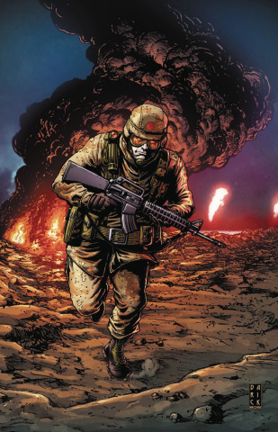 Bloodshot: Reborn #17 (20 Copy Robertson Cover)