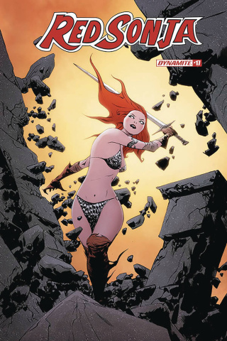 Red Sonja #17 (Lee Cover)