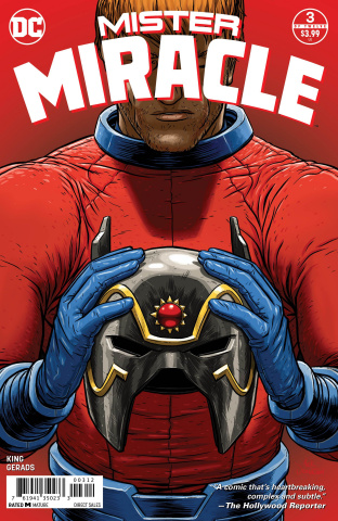 Mister Miracle #3 (2nd Printing)