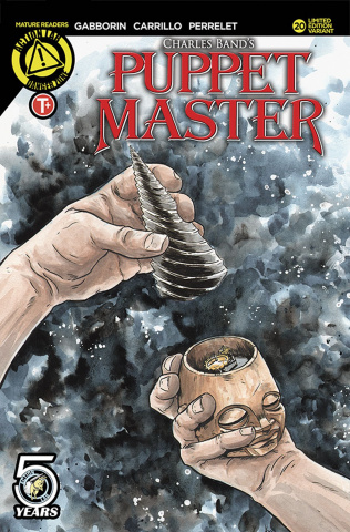 Puppet Master #20 (Williams Cover)