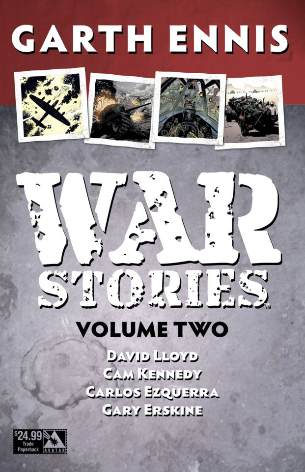 War Stories Vol. 2
