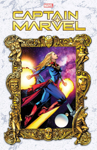 Captain Marvel #26 (Lupacchino Cover)