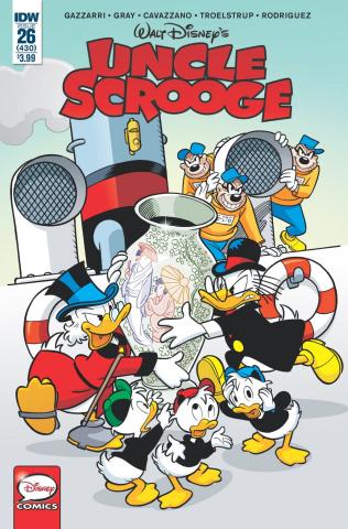 Uncle Scrooge #26