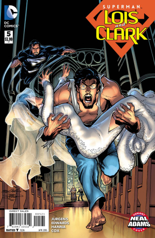 Superman: Lois and Clark #5 (Neal Adams Cover)