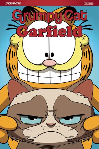 Grumpy Cat / Garfield