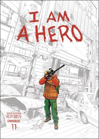 I Am A Hero Vol. 11 (Omnibus)