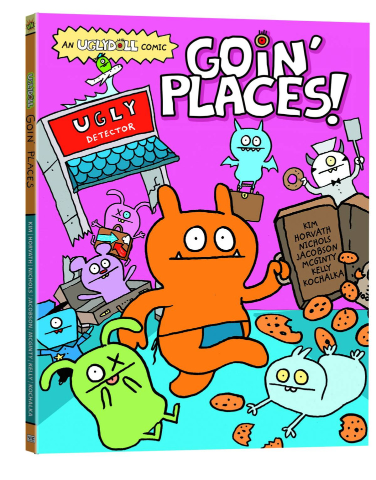 Uglydolls: Goin' Places