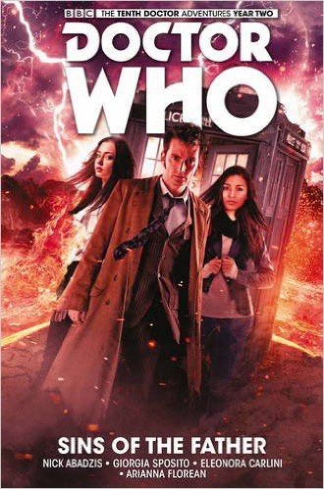 Doctor Who: New Adventures with the Tenth Doctor Vol. 6: Sins of the Father