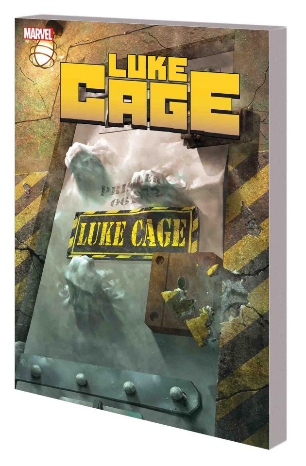 Luke Cage Vol. 2: Caged