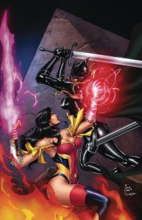 Grimm Fairy Tales #15 (Casas Cover)