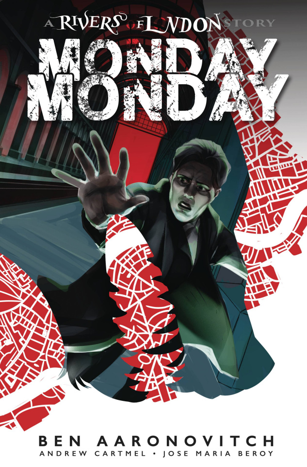 Rivers of London: Monday Monday #1 (Glass Cover)