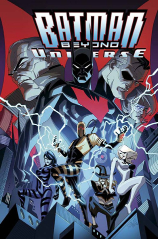 Batman Beyond 2.0: Marked Soul